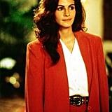 Vivian's Red Suit