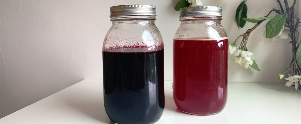 How to Make Homemade Fruit Shrub For Cocktails