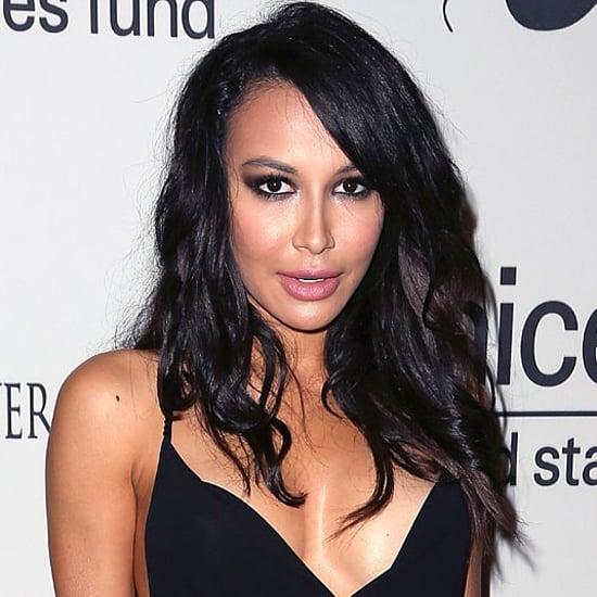 Naya Rivera Disses Kim Kardashian on Instagram