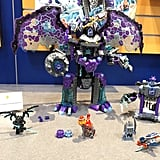 Nexo Knights The Stone of Colossus of Ultimate Destruction