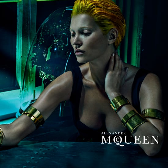 Kate Moss Will Give You Chills in Alexander McQueen's Horror Film