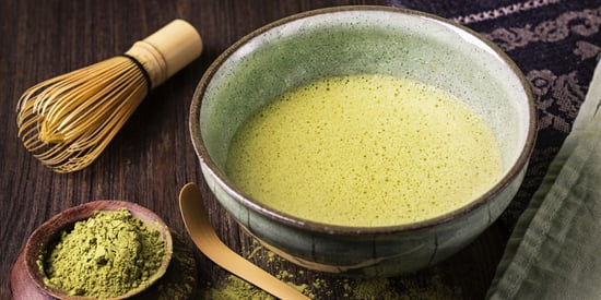 Not Just for Sipping: 5 Ways to Get Your Green Tea On