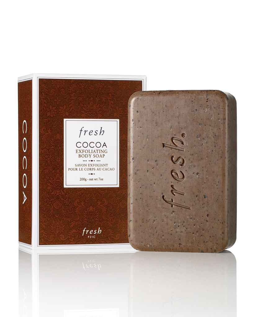 Fresh Cocoa Exfoliating Body Soap