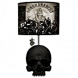 Skull Table Lamp ($60)