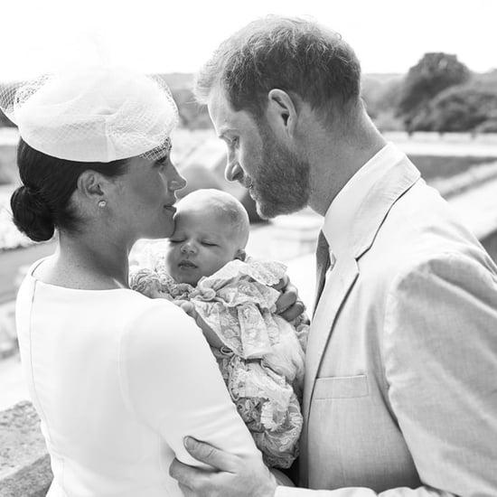Cute Photos of Archie Harrison Mountbatten-Windsor