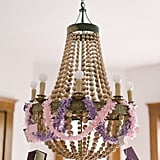 Dressed-Up Chandelier