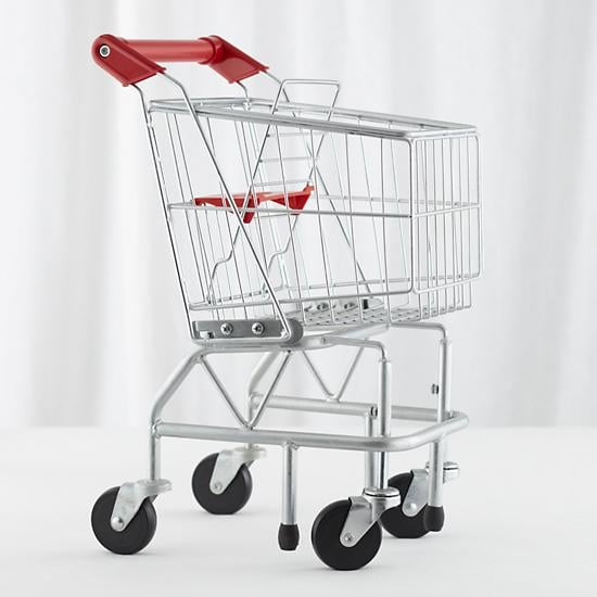 The Land of Nod In the Market Shopping Cart