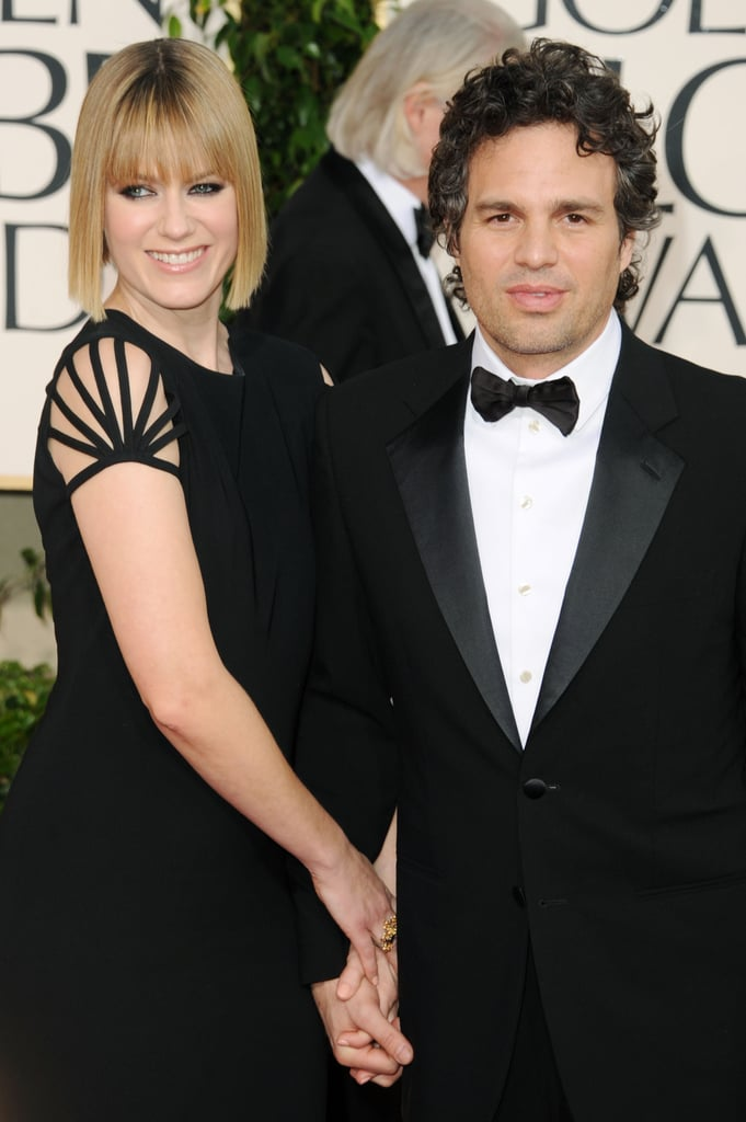 Sunrise Coigney and Mark Ruffalo