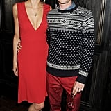 Ruta Gedmintas and Luke Treadaway