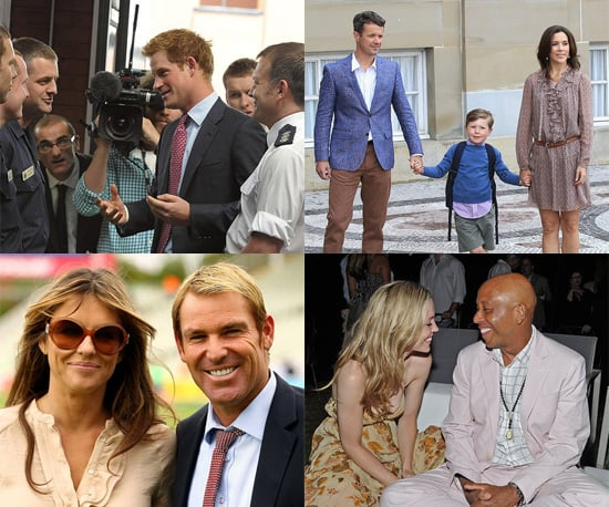 Celebrity Pictures of Princess Mary, Selena Gomez, Rihanna, Rachel Zoe, Leonardo DiCaprio