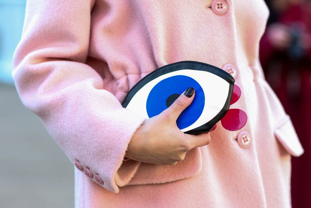 We spy a quirky bit of arm candy.