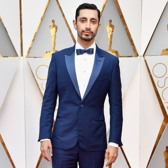 Riz Ahmed at the 2017 Oscars