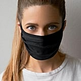 Good American Denim Face Mask