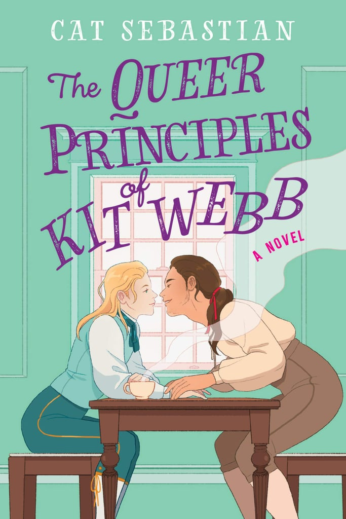 The Queer Principles of Kit Webb by Cat Sebastian