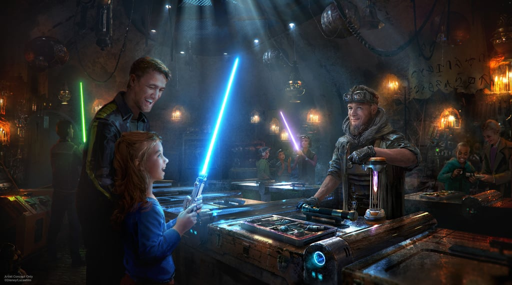 How to Visit Star Wars Galaxy's Edge as a Family