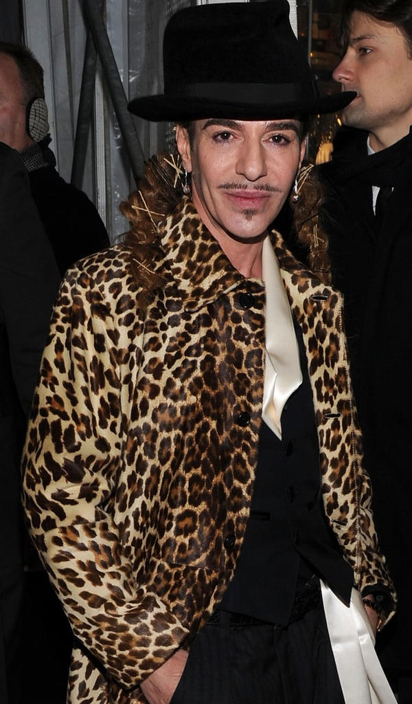 Fab Flash: John Galliano Found Guilty