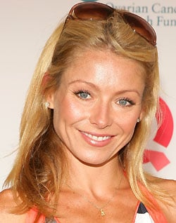 Kelly Ripa's Makeup Look