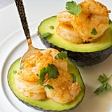 Creole Shrimp Stuffed Avocado