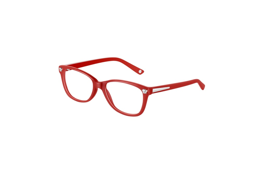 The Versace-January Jones Lovefest Has Now Produced an Eyewear Collection