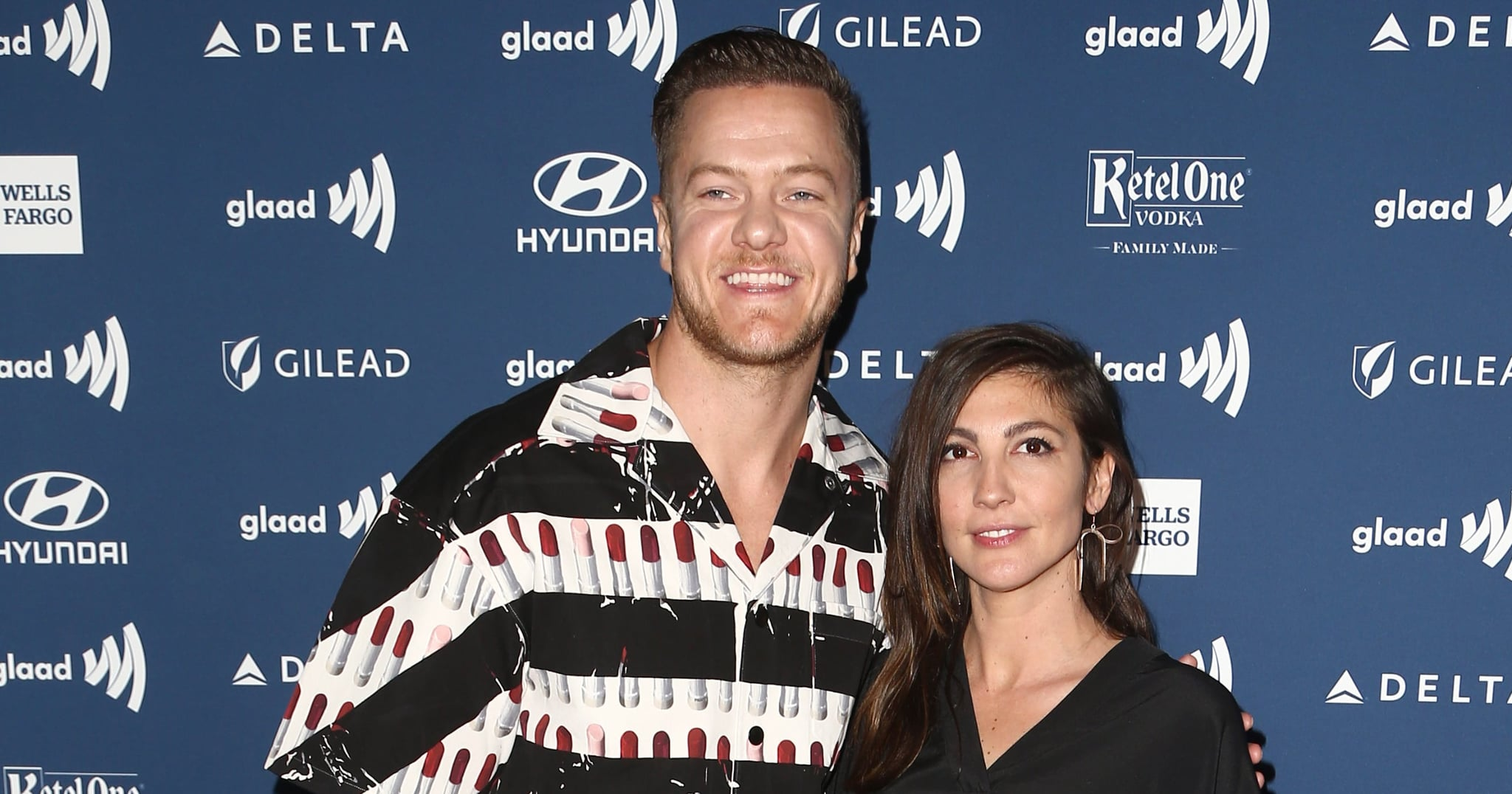 Imagine Dragons Singer Dan Reynolds and His Wife Are Expecting Their Fourth Child