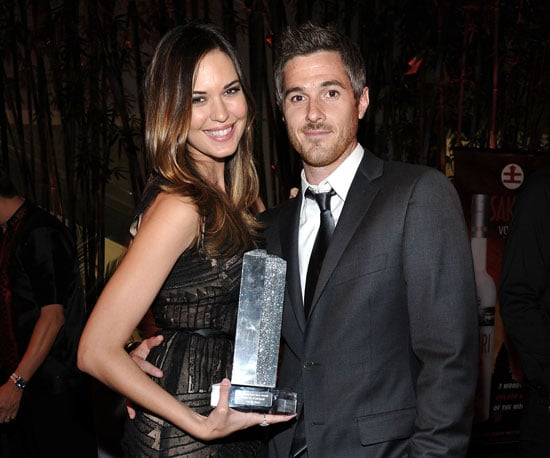 Odette Annable and Dave Annable at Hollywood Style Awards
