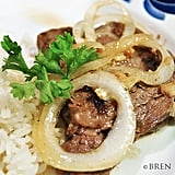 Bistec Encebollado (Steak and Onions)
