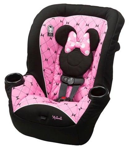 Disney Apt 40 Convertible Car Seat in Kriss Kross Minnie