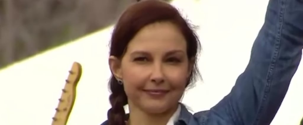 Ashley Judd Poem at Women's March on Washington Video 2017