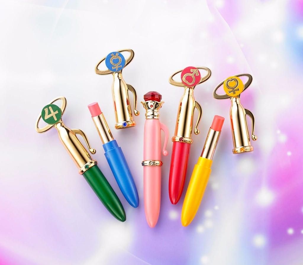 Sailor Moon Miracle Romance Lipsticks