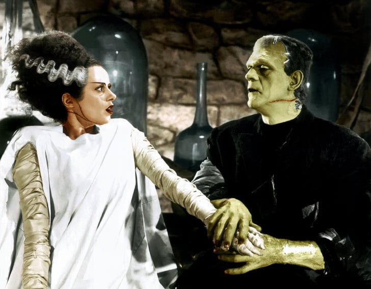 30 of Our Favorite Spooky Movie Couples