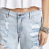 Laid-Back Cutoffs