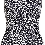 Tory Burch One-shoulder Leopard-print Swimsuit