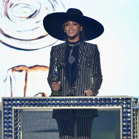 Beyonce at the CFDA Awards 2016