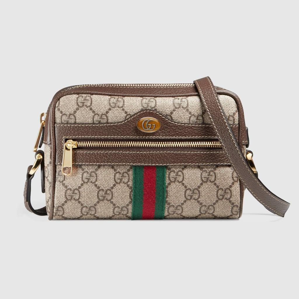 4eabf38fb8b8 Gucci Ophidia GG Supreme Mini Bag | Summer Shopping Guide June 2018 ...