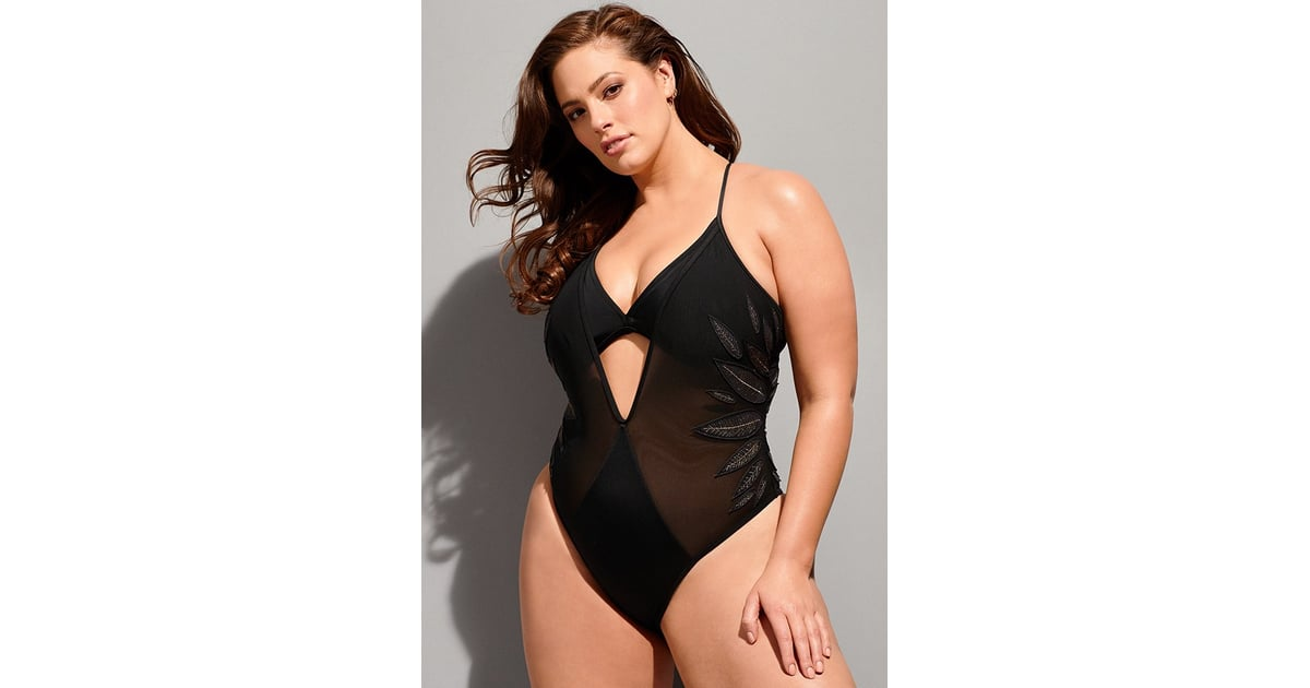 0ea98deaad6 Ashley Graham x Swimsuits For All Ritzy Swimsuit | Ashley Graham x Swimsuits  For All Summer 2018 Campaign | POPSUGAR Fashion Photo 9