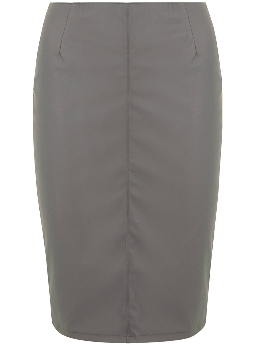 If your closet already includes more than enough pencil skirts in black and navy, mix things up with this Dorothy Perkins gray number ($45).