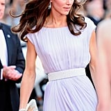 Kate Middleton at BAFTA event in LA.