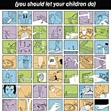 Fifty Dangerous Things (You Should Let Your Children Do) ($20)