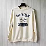Ravenclaw Quidditch Sweater ($28)