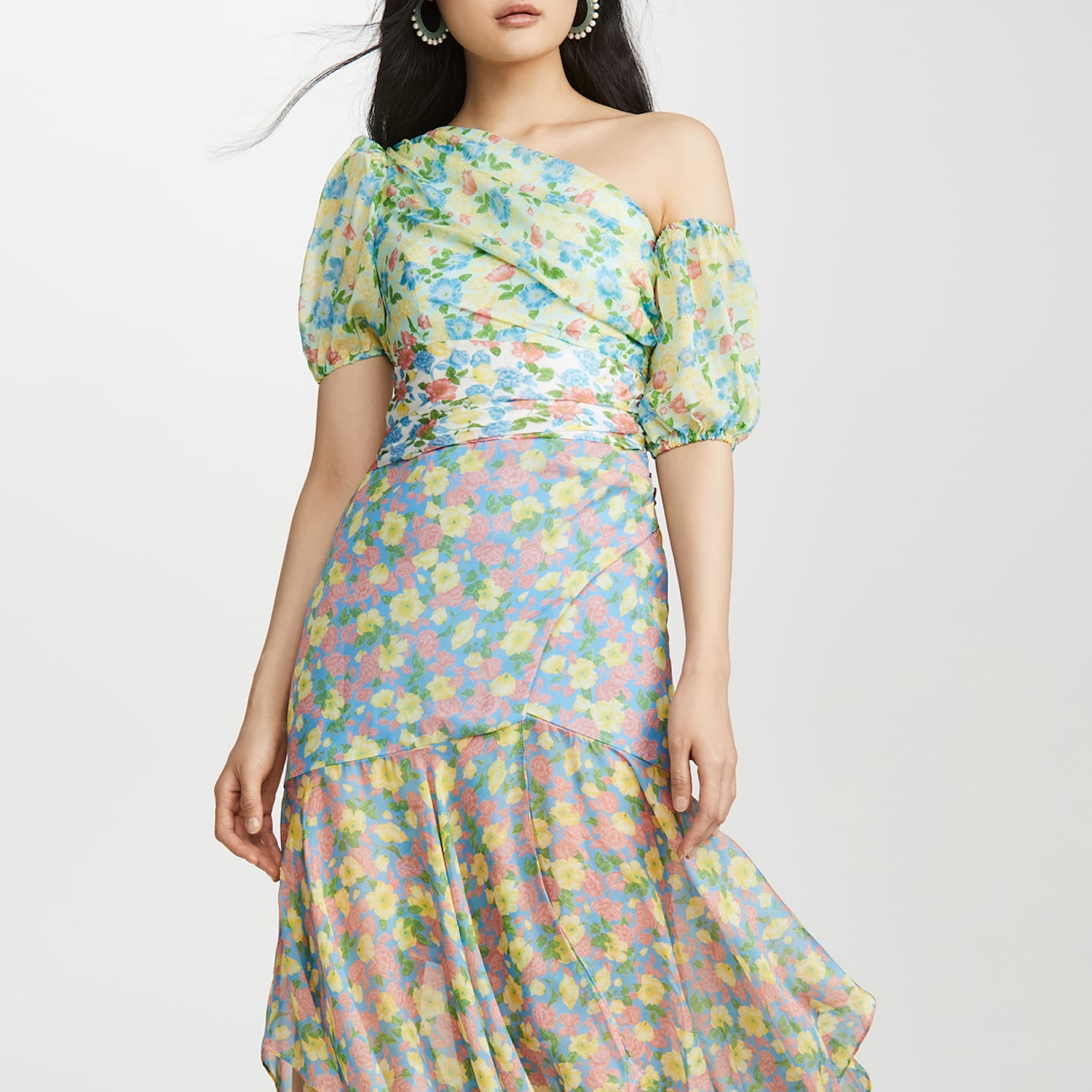 The Best Dresses For All Those Spring And Summer Weddings Popsugar Fashion