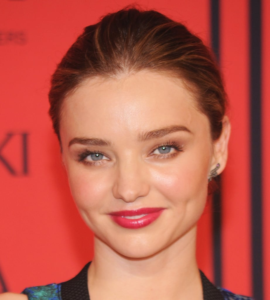 Miranda Kerr Makeup at CFDA Awards 2013