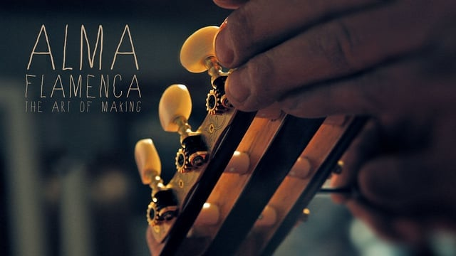 The Art of Making, Alma Flamenca by Dimitris Ladopoulos