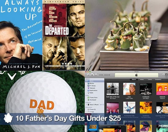 Sugar Shout Out: Father's Day Gifts Under $25