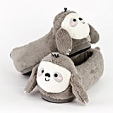 Smoko Sloan Sloth USB Heated Slippers