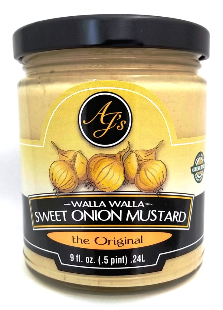 Walla Walla Sweet Onion Mustard