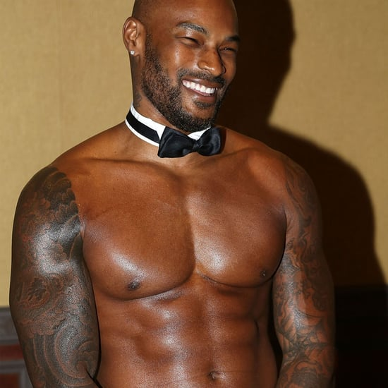 tyson beckford nude picture