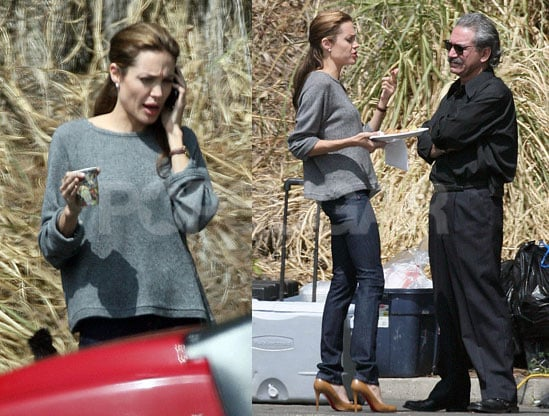 Celebrity Style: Angelina Jolie