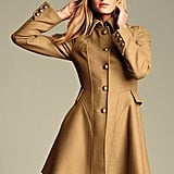 Snap up this camel military coat and get ready to wear it all season long. Victoria's Secret Wool Flare Coat ($158)