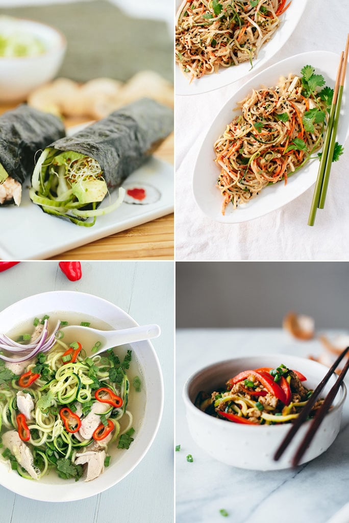 Vegetable Noodles Recipes
