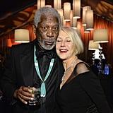 Abgebildet: Helen Mirren and Morgan Freeman